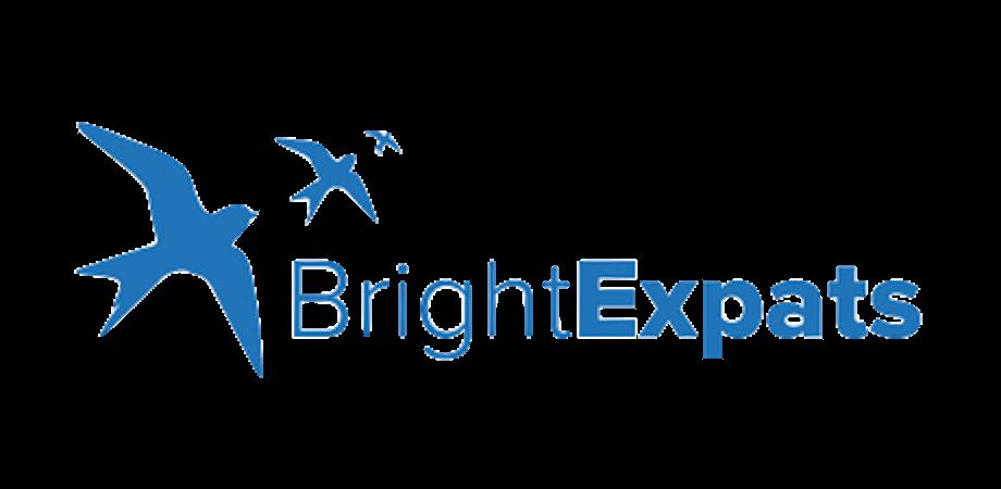 Bright Expats logo